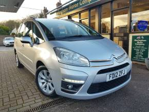 Citroen C4 Grand Picasso 2.0 HDi 150 VTR+ 5dr MPV Diesel Silver at Worlingham Motor Company Beccles