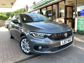 Fiat Tipo 1.4 Easy Plus 5dr Hatchback Petrol Grey at Worlingham Motor Company Beccles