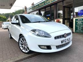 Fiat Bravo 2.0 Multijet 165 Sport 5dr Hatchback Diesel White at Worlingham Motor Company Beccles