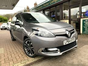 Renault Grand Scenic 1.6 dCi Dynamique TomTom 5dr Energy [Bose+ pack] MPV Diesel Grey at Worlingham Motor Company Beccles