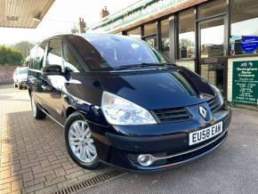 Renault Grand Espace 2.0 dCi Dynamique S 5dr Auto MPV Diesel Blue at Worlingham Motor Company Beccles