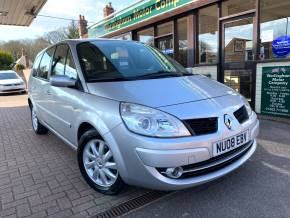 Renault Grand Scenic 2.0 dCi Dynamique 5dr MPV Diesel Silver at Worlingham Motor Company Beccles