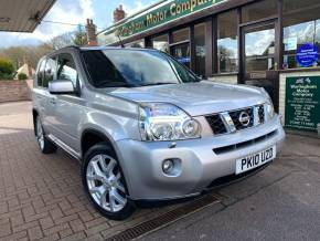 Nissan X Trail 2.0 dCi Tekna 5dr Auto Estate Diesel Silver at Worlingham Motor Company Beccles